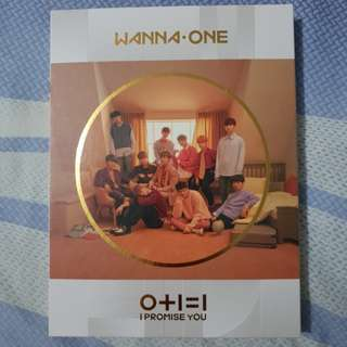 WTS - Wanna One I Promise You (Day Version) Album