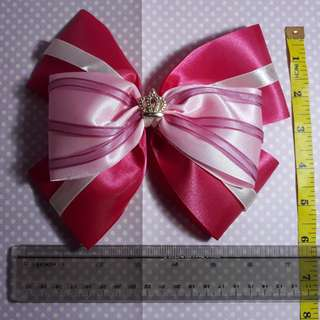 Big bows inspired