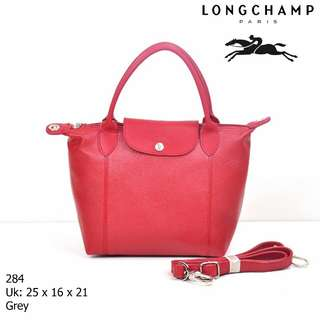 LONGCHAMP Cuir Leather 284