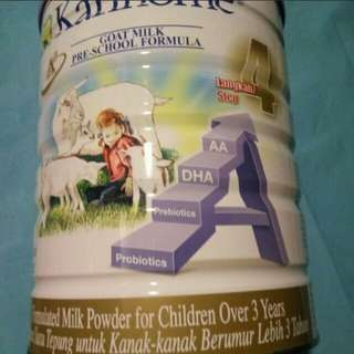 Karihome Goat Milk Pre-School Formula (Step 4)