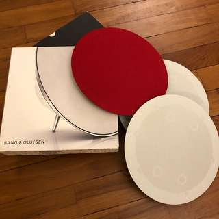 B&O BeoPlay A8 White or Red Cover