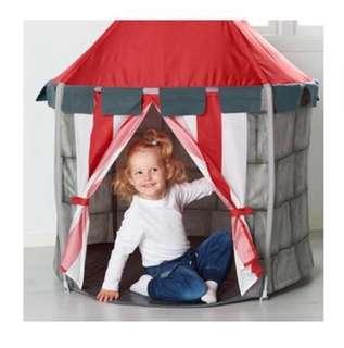 Children castle / play tent house