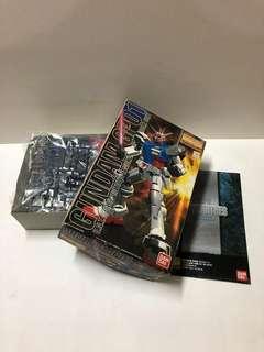 Bandai Gundam MG 1:100 GP01