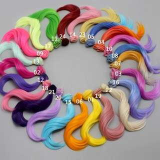 Reroot hair for monster high/ever after high/barbie