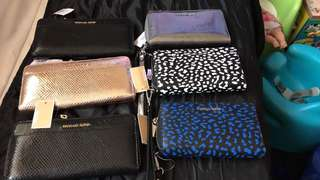 Brandnew Authentic Micheal Kors Wallets
