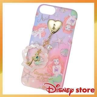 現貨⭐️日本Disney store Ariel美人魚🧜🏼♀️iPhone 保護殻 $248