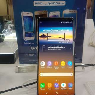 Samsung Galaxy Note 8 Promo Credit