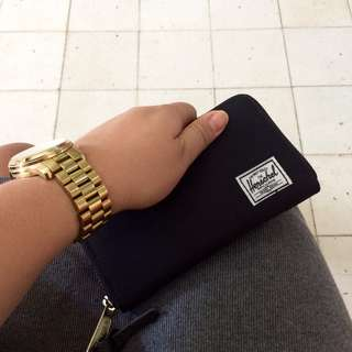 Authentic Herschel Wallet