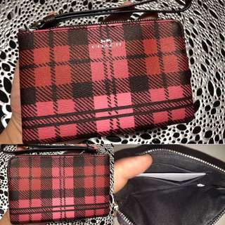 Brandnew Coach Large Wrislet
