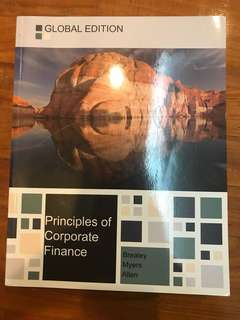 SIM UOL Principles of corporate finance eleventh global edition