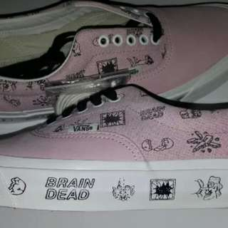 Vans Era Authentic Brain Dead