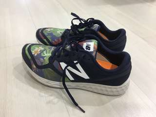 New Balance Floral Fresh Foam Rare Collectible