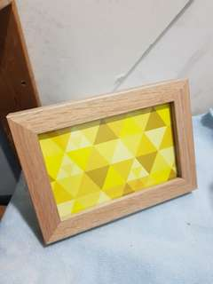 Wooden Photo Frame -4R size