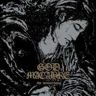 NM God Macabre record vinyl the winterlong reissue metal