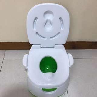 Munchkin potty toilet