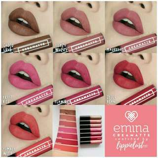 Emina Creamatte Lip Cream