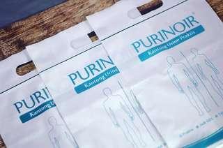 PURINOIR (untuk buang air kecil berubah jadi gel)