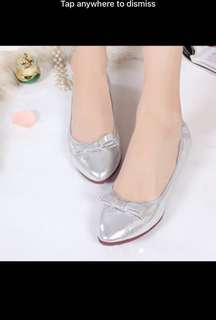 Summer shallow soft flat ladies shoes (New)