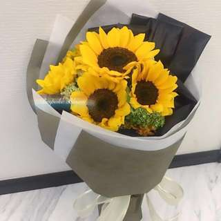Create your own Sunshine ☀️ Premium Bouquet - Bespokebloom