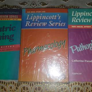 Lippincott's Review series #nursing #NclexReviewer #pediatric #pathophysiology #pharmacology