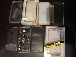 TAKE ALL CASE SLIGHTLY USED iphone 6splus case