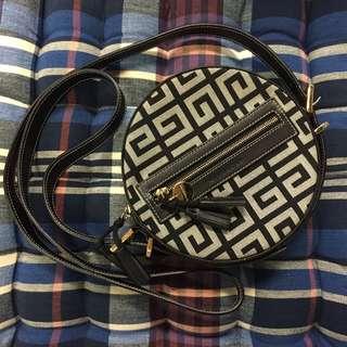 Givenchy Circular Shoulder Bag