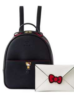 COLORS by Jennifer Sky Hello Kitty Collection mini backpack