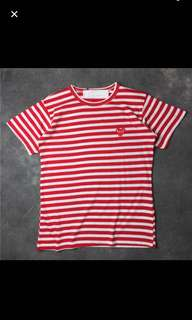 [LOOKING FOR] CDG red striped tee