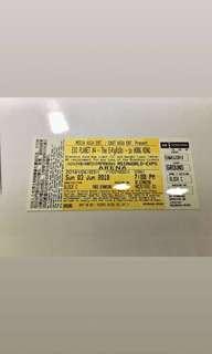 exo ticket(票在手)