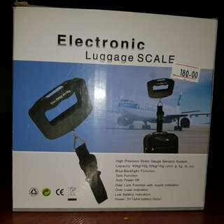 (BNIB) WeiHeng Electronic Luggage Scale