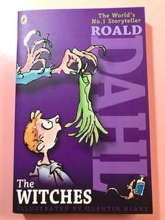 The Witches (Roald Dahl)