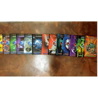The 39 Clues Assorted Book Set