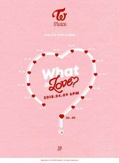 [PO] TWICE- WHAT IS LOVE ?