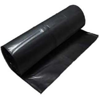 Poly Plastic Sheeting | Black 48inch width with 30KG