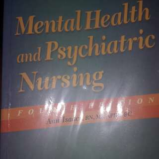 Mental health and Psychiatric Nursing #NCLEX
