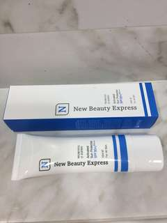 New Beauty Express Activated Sun Protector SPF30+