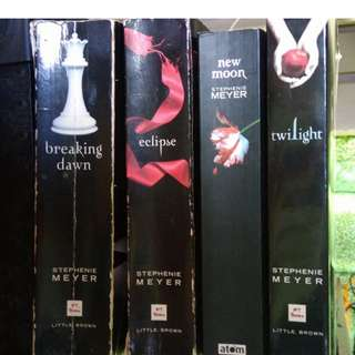 Twilight Series Take All for 500Php