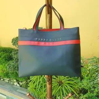 Authentic Perry Ellis Canvas handbag