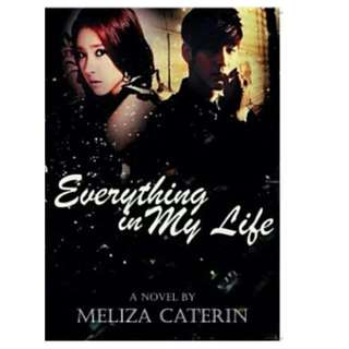 Ebook Everything In My Life - Meliza Caterin