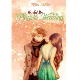 Ebook Mr And Mrs Players Wedding - Meliza Caterin