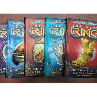 Infinity Ring Assorted Book Set