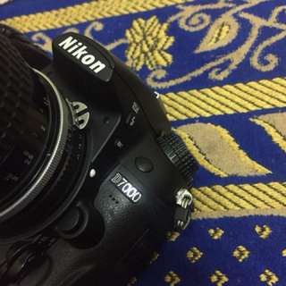 🚚 Nikon d7000 body only + charger .....sunter cont 15468