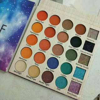 Cleof cosmetic shadow 25 colors