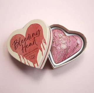 Bleeding Heart Highlighter by I Heart Makeup