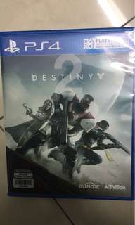 Destiny 2 ps4 r3 used