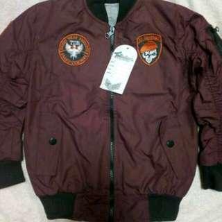 Jaket Bomber anak murah