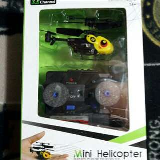 Mini Remote Contol Helicopter