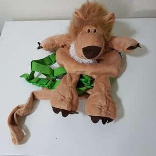 Lion Kid's Back Pack