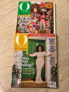 Oprah 2 mags