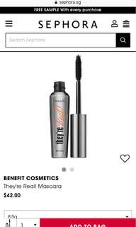 They're Real! Mascara